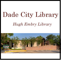 Dade City Library News
